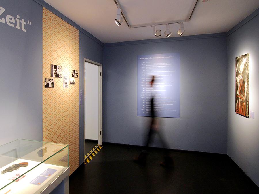 """""""Der private Bonar"""" // Einführungstexte, persönliche Dokumente und Lebenslauf"""